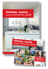 Maintaining & Preparing Your Home For Profit Brochure + DL