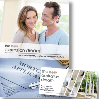 New Australian Dream Brochure + DL