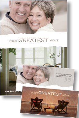 Your Greatest Move Brochure + DL